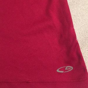 C9 by Champion Tops - Red short sleeve t-shirt